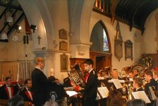 Brass Band - Chobham Festival 2003