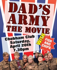 Dad's Army on parade
