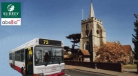 Change of bus operator for Chobham