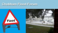 Chobham Flood Forum - October 2014