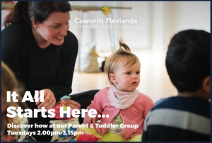 Coworth Flexlands School - Nursery & Reception Open Mornings 2nd & 4th March 2017