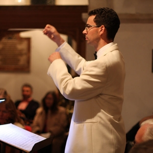 Dale Chambers conducting