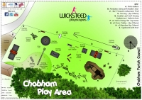 Upgrade of Chobham Playground
