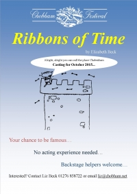 Ribbons of Time 2015