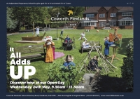 Coworth Flexlands School - Nursery & Reception Open Morning Saturday 20th May 2017